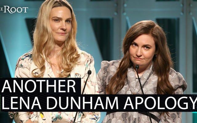 Lena Dunham, votre soutien ne signifie pas ma survie
