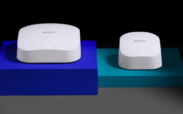 Amazon actualiza el enrutador Eero con Wifi 6 y la capacidad de hablar directamente con Smart Home Gear