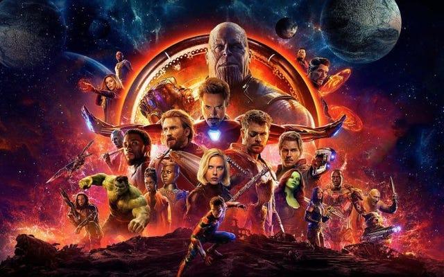 Tous les secrets d'Avengers: Infinity War révélés par le BluRay