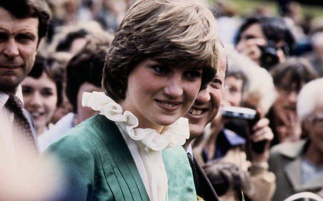 ABC sedang membuat film dokumenter Putri Diana