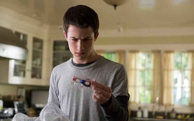 Une étude indique que les suicides d'adolescents ont augmenté après 13 raisons, mais cela ne veut pas nécessairement dire quoi que ce soit