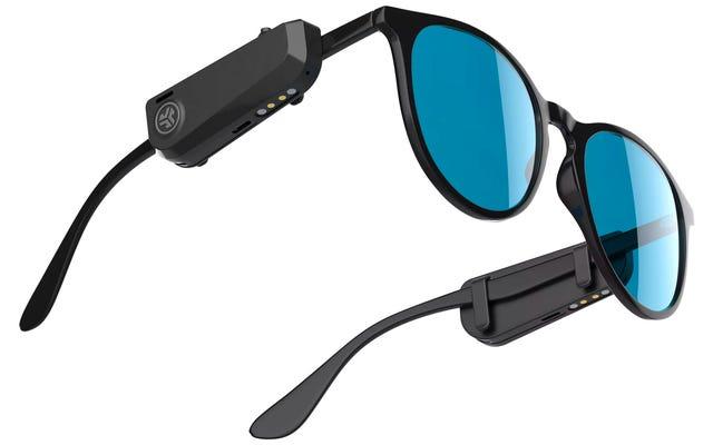 これらの50ドルのクリップオンスピーカーを使用すると、メガネをイヤフォンに変えることができます
