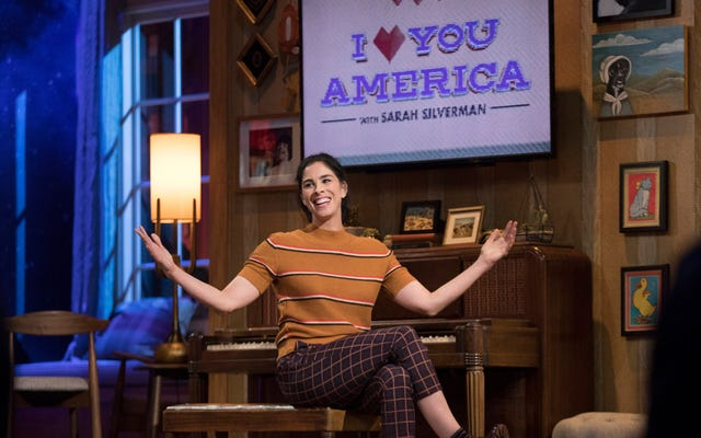 Hulu tidak mencintai I Love You, Amerika cukup untuk mempertahankannya