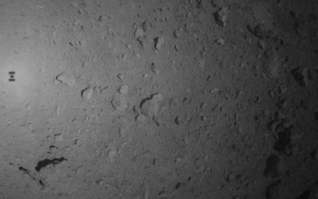 Con il tempo che sta per scadere, la navicella Hayabusa2 non riesce a rilasciare l'indicatore di destinazione su Asteroid