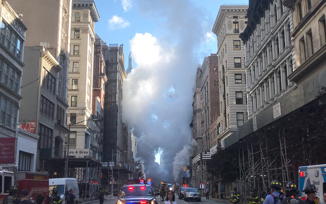 ฉันควรกังวลเกี่ยวกับแร่ใยหินจากการระเบิดของท่อในนิวยอร์กหรือไม่?