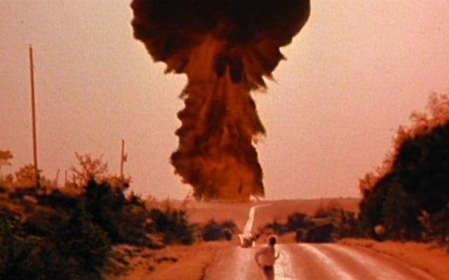 Çarpıcı Blu-ray'de Nükleer Savaştan Sonraki Günün Çocukluk Korkularını Yeniden Yaşayabilirsiniz
