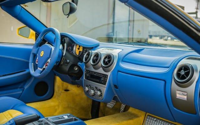 Qual è il peggior colore degli interni di un'auto?