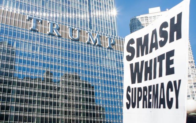 Trump, Federal Ajanslara Irkçılık Karşıtı Eğitimleri Finanse Etmeyi Durdurarak Onlara `` Amerikalı Değil '' diyor
