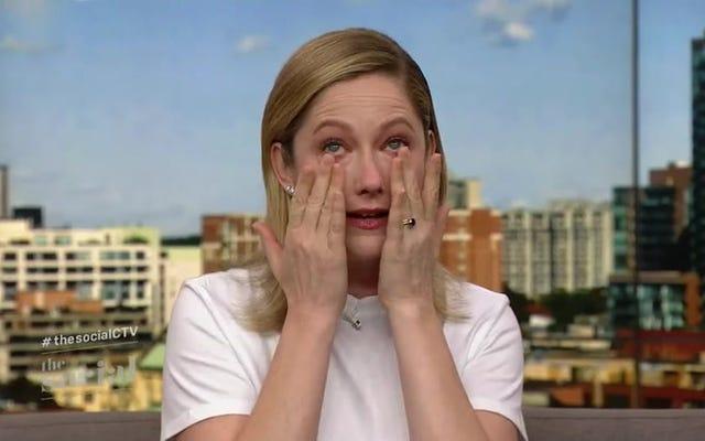 ジェニファー・ガーナーはとても素晴らしいので、彼女の友達は泣かないと彼女について話すことができません