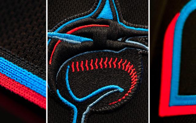 Los Marlins tienen un nuevo logo y uniformes nuevos, nuevamente