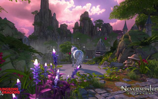 Neverwinter: Sharandar revisita el primer módulo de aventuras del juego