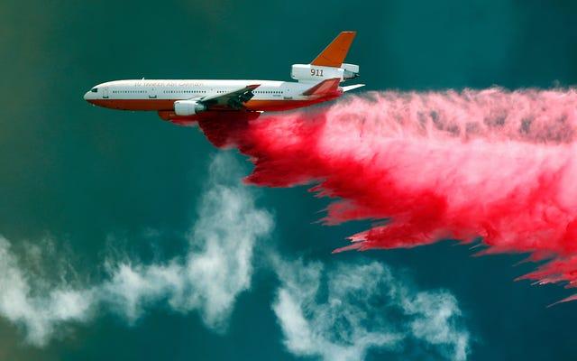 難燃剤でカリフォルニアを覆うことは潜在的に非常に有害です