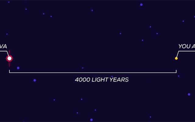 Comment les trous noirs peuvent nous tuer des années-lumière