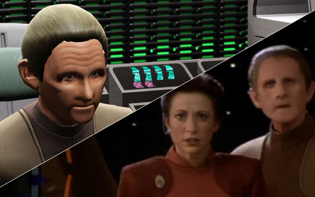 René Auberjonois z Deep Space Nine o powrocie jako Odo do Star Trek Online