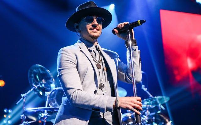 RIP Chester Bennington, wokalista Linkin Park