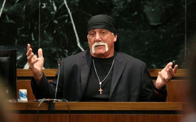 Gawker Media nộp hồ sơ phá sản, và tất cả là lỗi của Hulk Hogan