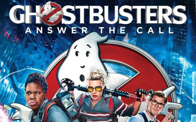 Không, Ghostbusters không đột nhiên nhận được tiêu đề mới