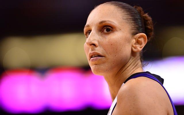 ทีมรัสเซียของ Diana Taurasi จ่ายเงินให้เธอเพื่อข้าม WNBA Season