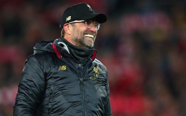 Jürgen Klopp và Liverpool đã ổn