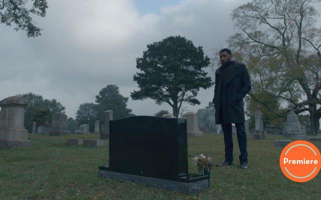 Black Lightning diventa su piccola scala nella sua premiere dell'ultima stagione