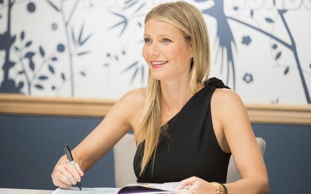 Gwyneth Paltrow: 'Si quieres joder conmigo, trae tu juego'