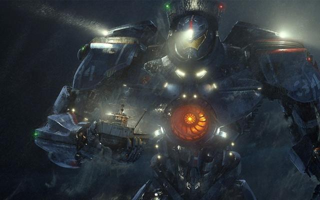Lingkar Pasifik: Robot Raksasa Baru Pemberontakan Memiliki Tampilan Licin Dan Nama Rad
