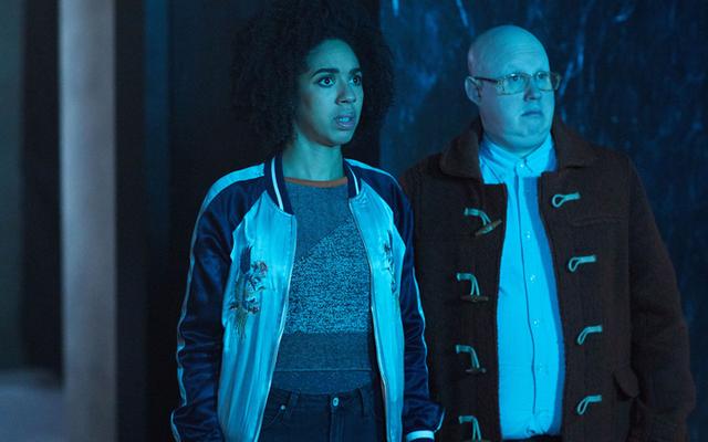 Nowy minisod Doctor Who dogania Billa i, no cóż, Ziemię w tej chwili
