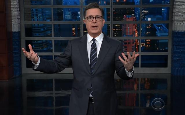 Stephen Colbert lamenta la neutralidad de la red y ese sentimiento de esperanza tras la derrota de Roy Moore