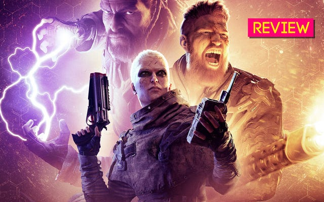 Outriders: The Kotaku Review