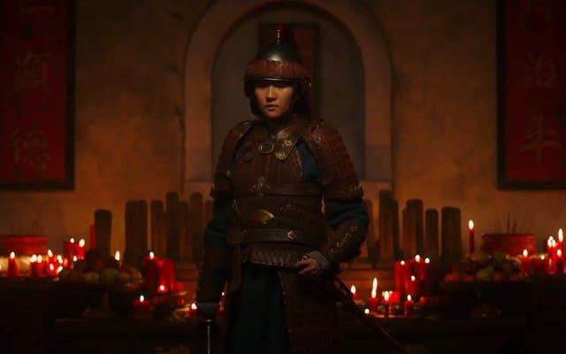 La dernière bande-annonce de Mulan met en lumière l'action épique du film