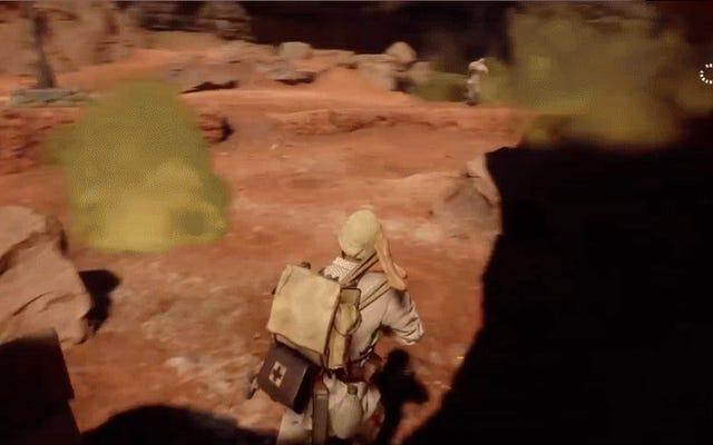 Mode Penonton Baru Battlefield 1 Menyoroti Kisah Pemain