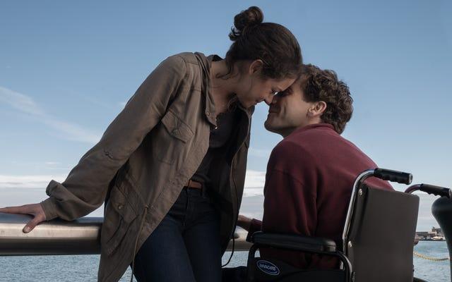 Plus fort est plus fort en laissant Jake Gyllenhaal jouer les défauts humains d'un célèbre survivant