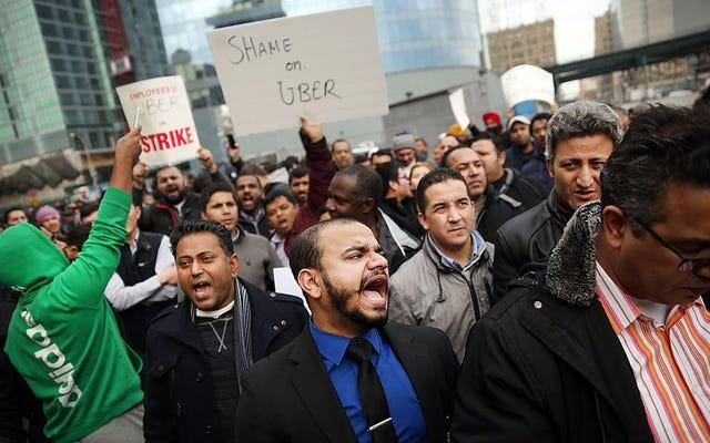Pengemudi New York Mengatakan Uber Masih Berutang Jutaan Lebih Banyak kepada Mereka