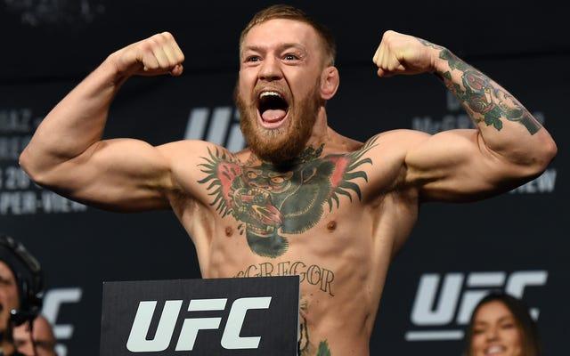 I cinque migliori combattimenti di Conor McGregor