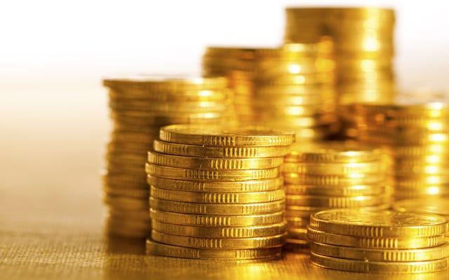 金と銀のコイン詐欺について両親に警告する