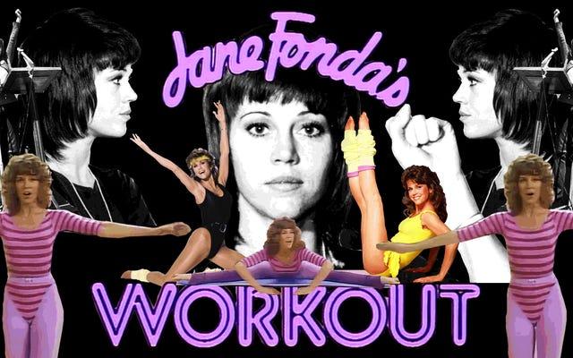 Hip Thrusts dan Perubahan Iklim Bertemu Terakhir di TikTok Jane Fonda