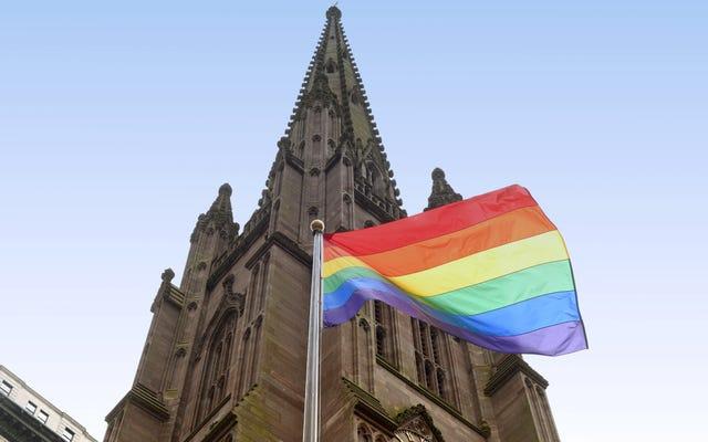 このサイトで同性結婚を行う教会を探す