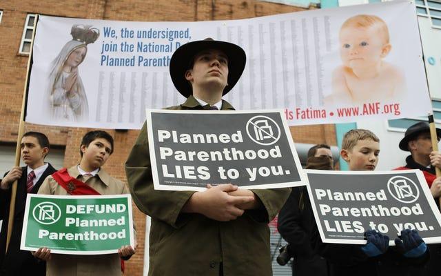 オブリアの中絶フェイクアウトが機能している