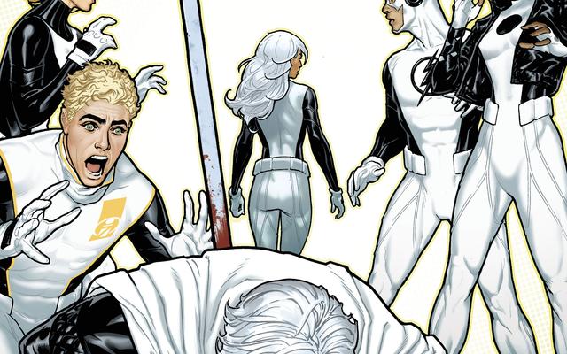 La retorcida dinámica familiar hace de Deathstroke un drama de superhéroes vicioso