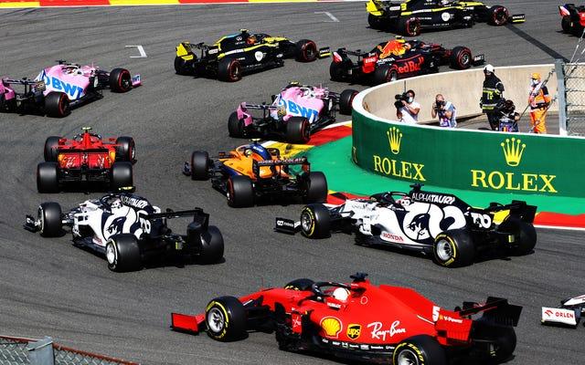 F1 2021スポッターガイド:すべての新しいカラーリングとドライバーラインナップ