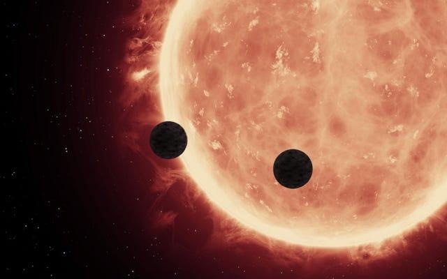 Cattive notizie su TRAPPIST-1, il sistema planetario su cui tenevamo gli occhi aperti