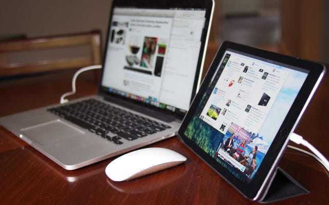 Duet convierte su iPad en un monitor externo apto para viajes