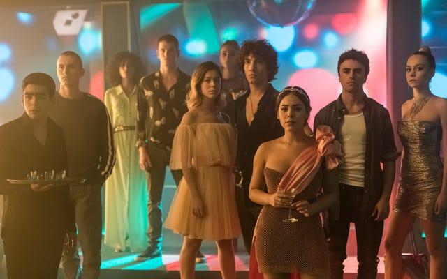 Netflix's Elite đã gia hạn cho mùa thứ 4, sẽ trải qua các thay đổi về dàn diễn viên