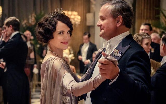 บ็อกซ์ออฟฟิศสุดสัปดาห์: Downton Abbey เตะตูดทุกคนอย่างสุภาพ