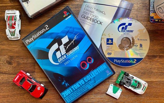 'Gran Turismo' solía tener un truco brillante para unir títulos