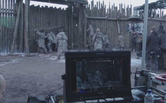 ゲーム・オブ・スローンズの「ハードホームでの虐殺」の舞台裏
