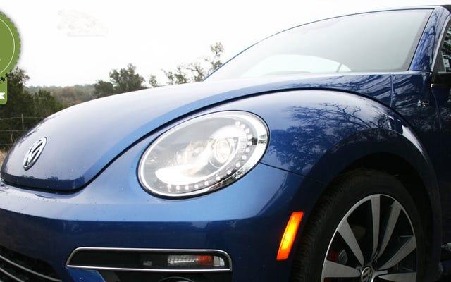 2015 Volkswagen Beetle Convertible R-Line: Jalopnik İncelemesi