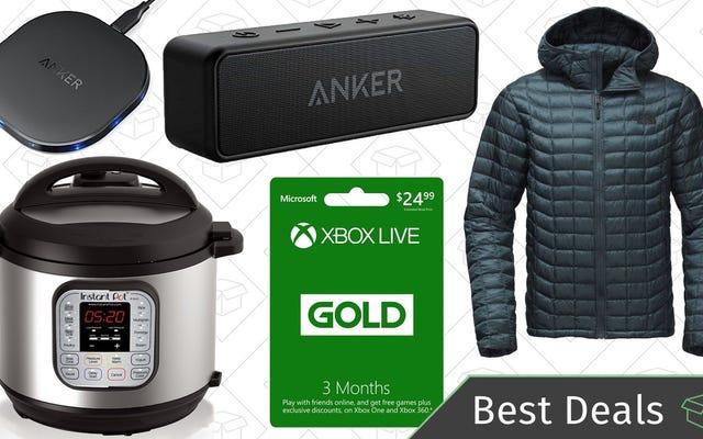 Die besten Angebote am Montag: Presidents Day Sales, Instant Pot, Xbox Live und mehr