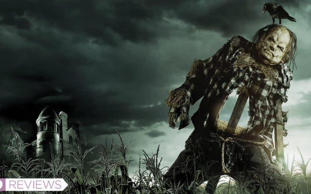 Terlepas dari Beberapa Monster Keren, Kisah Seram untuk Diceritakan dalam Gelap Hanya Menawarkan Ketakutan Sekejap