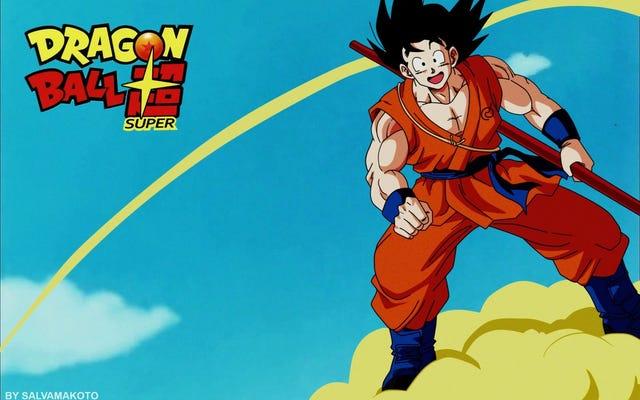 Dragon Ball Super 1990'larda Yapılmışsa